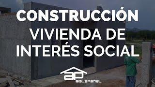 Construccion de casas con panel constructivo Aislapanel