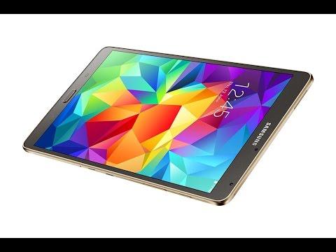 Samsung Galaxy Tab S 8.4, unboxing e primo avvio Italiano