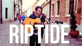 Vance Joy - Riptide ( Cover by Jacek Wolny)