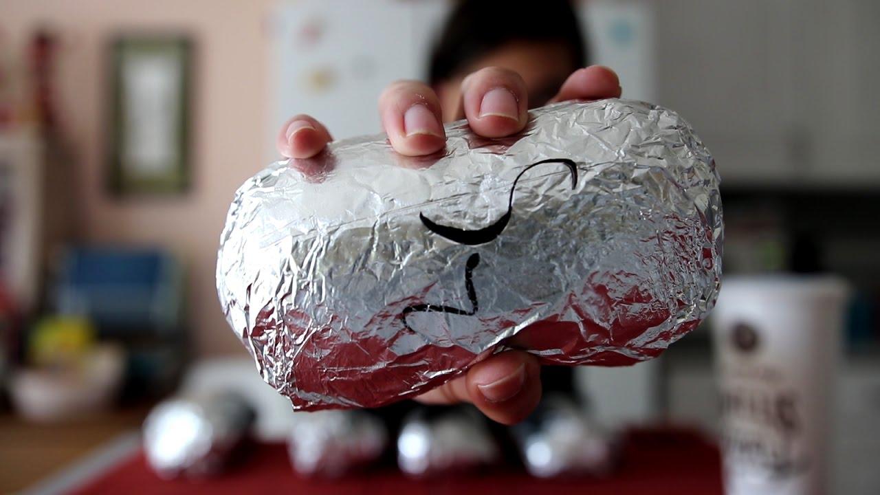 5 Chipotle Burritos (& a Diet Coke) thumbnail