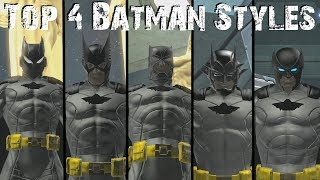 Dcuo Batman Style Free Video Search Site Findclip