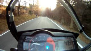 preview picture of video 'Supermoto Moosach-Glonn'