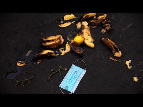 Βρετανία: 1500 τόνοι μασκών και γαντιών κάθε μήνα στα σκουπίδια λόγω πανδημίας…