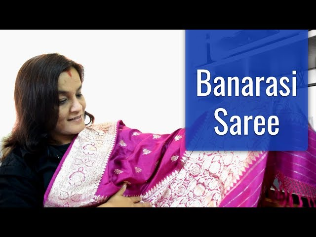 31 Banarasi Saree from Uttar Pradesh || Sarees are my passion