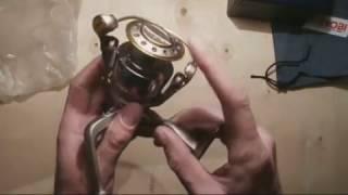 Катушки катушка ryobi excia 4000