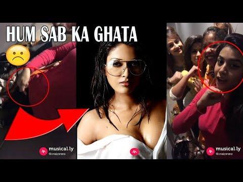 ISME TERA GHATA MERA KUCH NAHI JATA || MOST VIRAL 4 GIRLS IN MUSICALLY || Bakchod baba ji