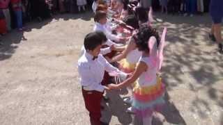 İbrahim Baltacı Orta Okulu Anasınıfı 23 NİSAN GÖSTERİSİ(2013)