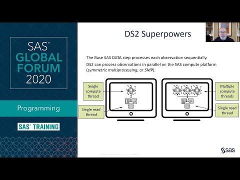 SAS Tutorial | High-Performance Data Manipulation with SAS DS2 ...