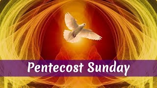 "Pentecost Sunday Online Service: ""Faith by the Foot!"" Scripture Readings: Isaiah 52:7 and"