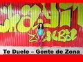 TE DUELE - Gente De Zona - Chayito Zumba Buenavista