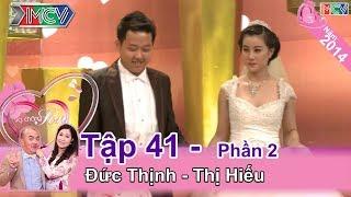 MC Quốc Thuận Ngã Ghế Vì Cô Vợ Cực Xinh | Đức Thịnh – Phan Thị Hiếu | VCS #41 😊