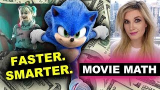 Box Office - Sonic the Hedgehog Opening Weekend, Birds of Prey Flop Update