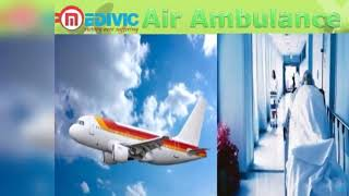 Air Ambulance Service in Allahabad and Lucknow by Medivic Aviation