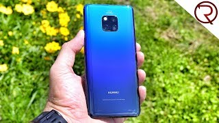 Huawei Mate 20 Pro - Best Value Smartphone in 2019