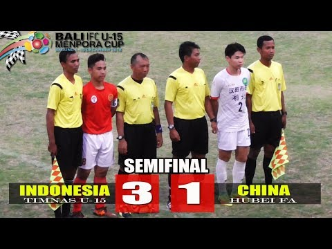 INDONESIA VS CHINA, SEMIFINAL BALI IFC U-15 Mp3