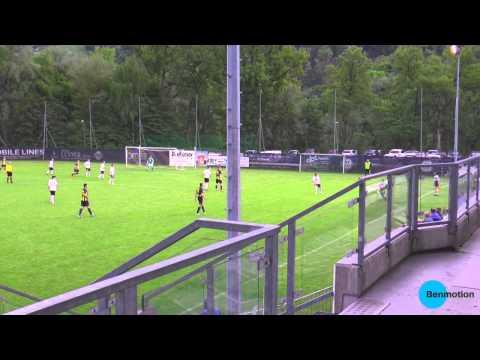 20. Runde SK Jenbach vs. FC Bruckhäusl