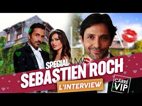 Sébastien Roch l'interview dans Carré Vip sur RTS