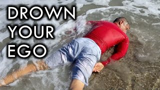 Martial Arts Living Tip: Drown Your Ego