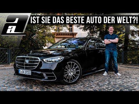 Die NEUE Mercedes S-Klasse S500 L (477PS, 770Nm) | Wirklich SO gut?! | REVIEW
