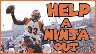 HELP A NINJA OUT EA!! - Madden 16 Ultimate Team | MUT 16 PS4 Gameplay
