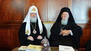 Как независимость Украинской православной церкви поссорила Москву и Константинополь