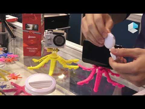 Celly Squiddy, flash e altri accessori per smartphone alla HKTDC Electronics Fair di Hong Kong