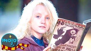 Top 10 Weirdest Harry Potter Characters