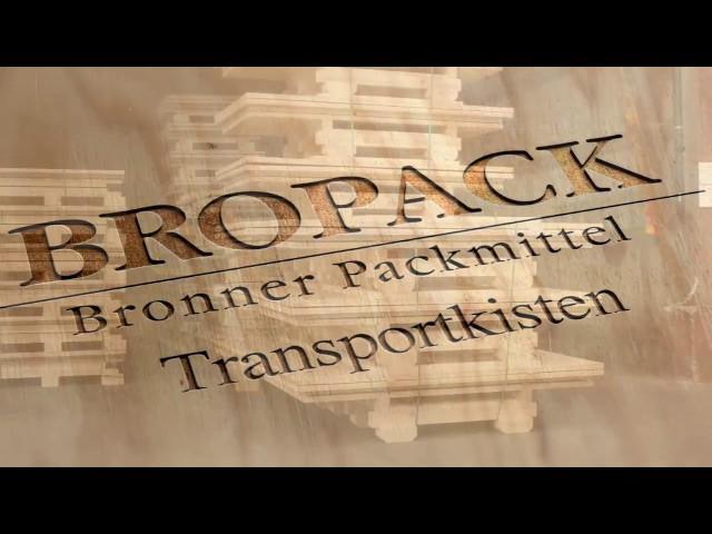 BROPACK Transportkisten