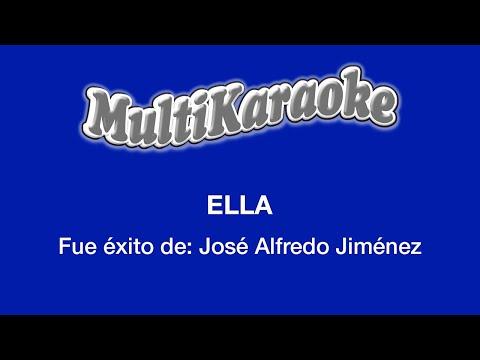 Ella Jose Alfredo Jimenez
