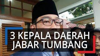 Terkonfirmasi, 3 Kepala Daerah di Jawa Barat Tumbang, Ridwan Kamil: Bupati Karawan Positif