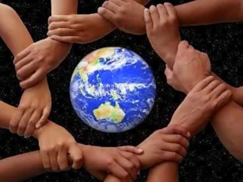 Peace on Earth – Give peace a chance! – My Season's Greetings