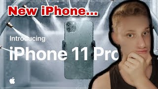 Introducing iPhone 11 Pro Reaction