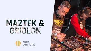 Maztek & Gridlok - Trident Festival 2017 [DnBPortal.com]