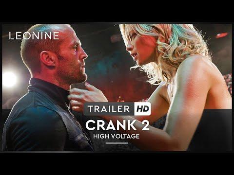 Crank 2: High Voltage - Trailer (deutsch/german)