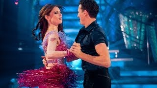 Sophie Ellis-Bexter & Brendan's Showdance to 'I Wanna Dance With Somebody' - Strictly Come Dancing