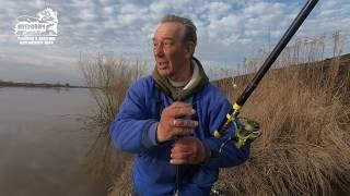 Снасти для ловли корюшки на удочку с берега