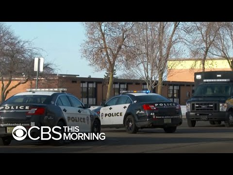 Two armed students shot by police at different Wisconsin schools in two days