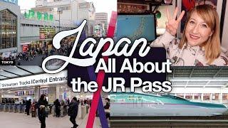 All about the JR Pass! Japan Trip Planning Series #3 | thisNatasha | Japan Rail Pass