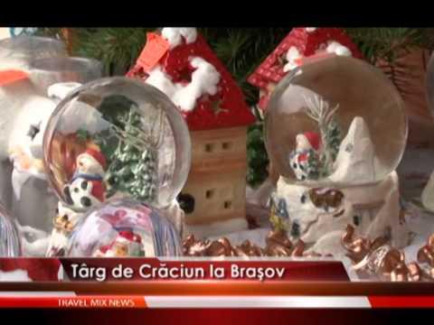 Targ de Craciun la Brasov