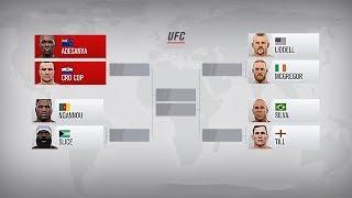 """ГРАН-ПРИ ТУРНИР УДАРНИКОВ """"НОВАЯ ШКОЛА"""" vs """"СТАРАЯ ШКОЛА"""" в UFC 3"""