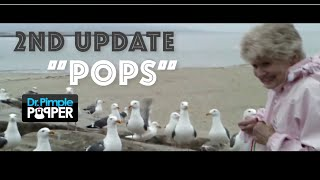 """Update No. 2 for """"Pops"""": The patient who recently lost his wife. (No extractions in this video)"""