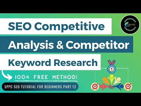 Determining Keyword Competitiveness Using Competitor Keyword Search Engines