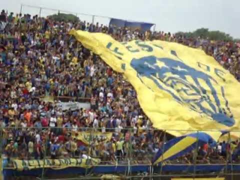"""""""CHANCHOLIGANS-Sportivo Luqueño Recibimiento HD"""" Barra: Chancholigans • Club: Sportivo Luqueño"""