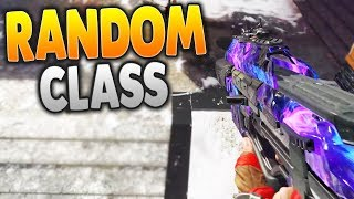 RANDOM CLASS HAS HIDDEN POWERS..? | Black Ops 3 | TBNRKENWORTH
