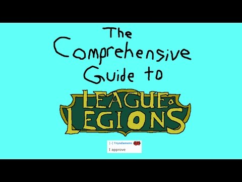 The Comprehensive Guide to League of Legends