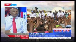 News Center: Who will NASA choose to be their flagbearer?