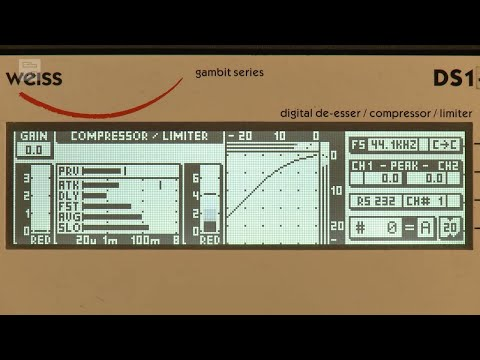 LOUDNESS / COMPRESSION (EB.TV Tech Talk)