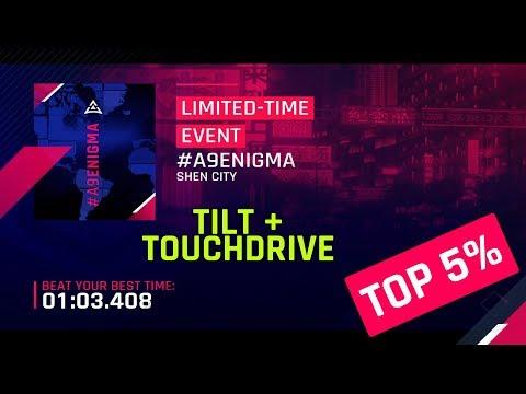 #A9ENIGMA Tilt & Touchdrive 5%
