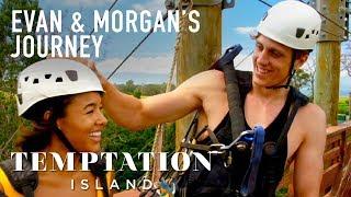Temptation Island | How Evan Smith & Morgan Lolar Fell In Love | on USA Network