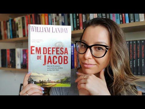 [Eu li] Em defesa de Jacob, William Landay   Livro que deu origem à série da APPLE TV+